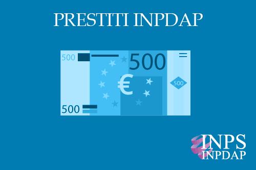 Prestiti Inpdap 2018